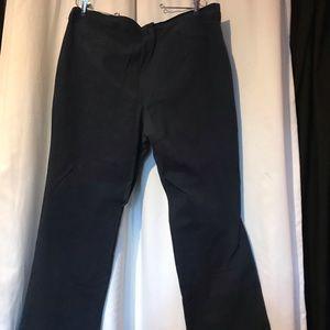 Old Navy Flirt Pants 18 regular Navy Blue